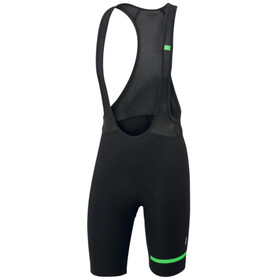 Sportful Giara Bibshorts Men black/green fluo
